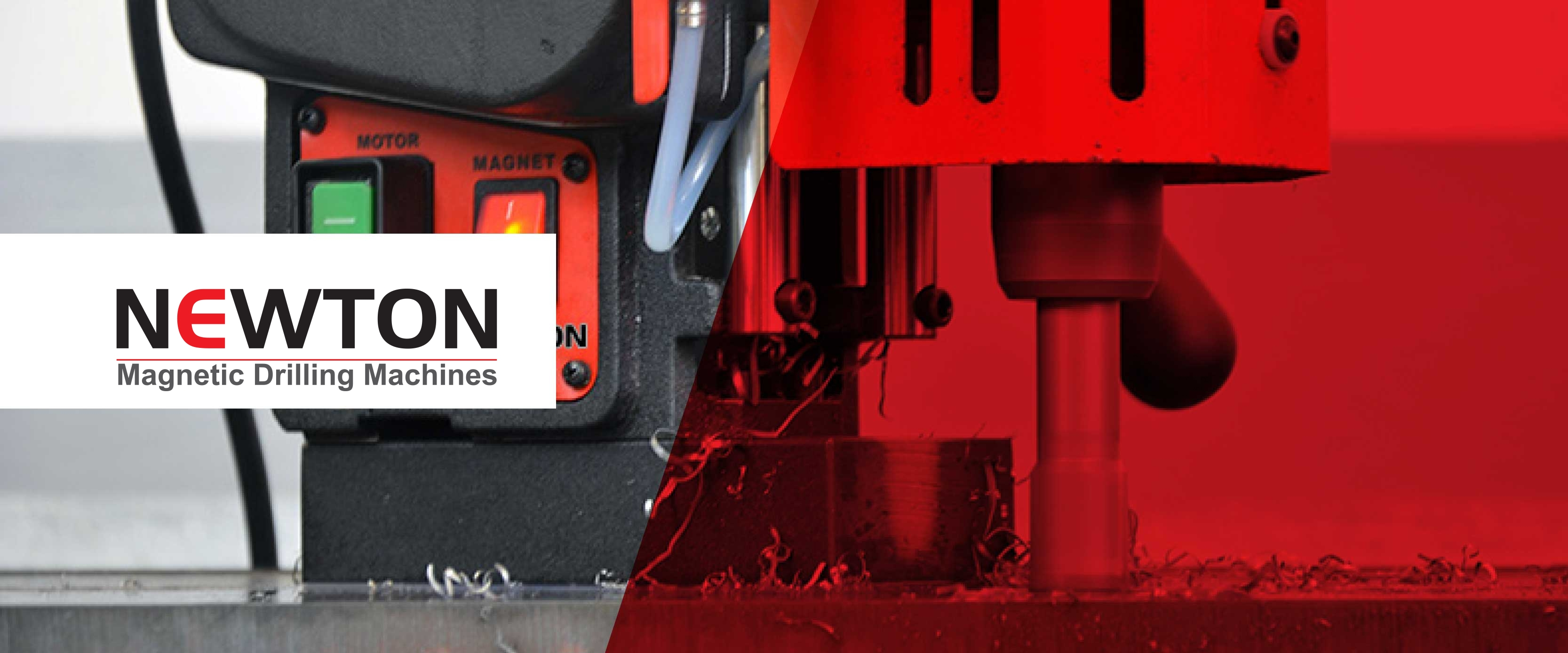 NEWTON MAGNETIC DRILLING